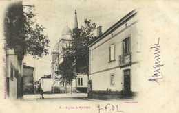 Eglise De REVEL  Precurseur RV - Revel