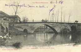 La Haute Garonne GRENADE  Le Pont Sur La Save Laveuses Labouche RV - France