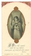 Devotie - Devotion - Communie Communion - Marie Thérèse Belloy - Eglise De Samer - 1922 - Communie