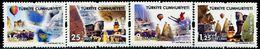 XE0815 Turkey 2014 World Heritage Trojan Horse Hot Air Balloon 4V MNH - Unused Stamps