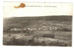 COIFFY Le Haut Près De Bourbonne Les Bains, Les Granges Huguet - Circulée 1932 - Autres Communes