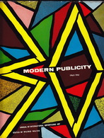 Modern Publicity 30. Annual Of International Advertising Art. 1960/1961. - Livres, BD, Revues