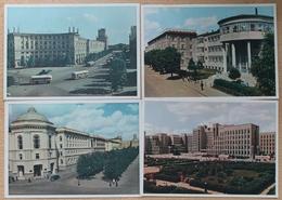 Belarus. Minsk. Set Of 23 Old Postcards. - Belarus