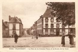 Cp  22 Plouaret - La Chapelle - Plouaret
