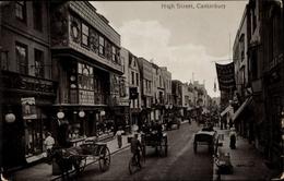Cp Canterbury South East, High Street, Straßenpartie - Altri