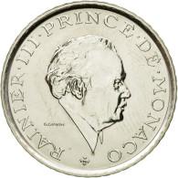 Monnaie, Monaco, Rainier III, 2 Francs, 1979, Paris, ESSAI, FDC, Nickel - Monaco