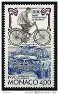 "Monaco YT 1717 "" Automobile-Club "" 1990 Neuf** - Unused Stamps"