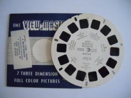 View-master Viewmaster 2310 Romantic Salzburg Austria 1 Reel Disque - Stereoscoopen