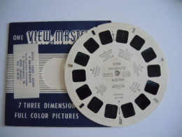 View-master Viewmaster 2320 Innsbruck Austria 1 Reel Disque - Visionneuses Stéréoscopiques