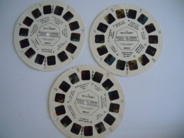 View-master Viewmaster 4045-A B C N Het A-Team Reels Disques - Visionneuses Stéréoscopiques