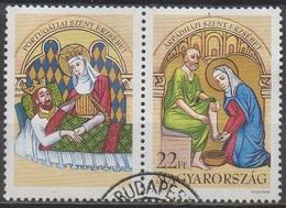 HONGRIE 1995    N°3529__OBL VOIR SCAN - Hongrie