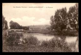 52 - DOULAINCOURT - LE ROGNON - Doulaincourt