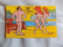 SEASIDE HUMOUR: Cameo Nice One Cyril Colour - Humor