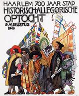 @@@ MAGNET - Haarlem Historisch-Allegorische Optocht - Advertising