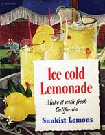@@@ MAGNET - Ice Cold Lemonade - Advertising