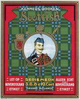 @@@ MAGNET - Kenners Rooken Scottish Seriemerk Havane Melange - Advertising