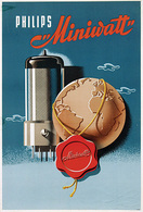 @@@ MAGNET - Philips Miniwatt - Advertising