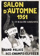 @@@ MAGNET - Salon D'Automne - Advertising