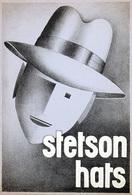 @@@ MAGNET - Stetson Hats - Advertising