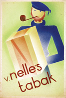 @@@ MAGNET - V. Nelle's Tabak - Advertising