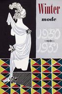 @@@ MAGNET - Winter Mode 1950-1951 - Advertising