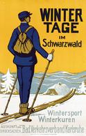 @@@ MAGNET - Winter Tage Im Schwarzwald - Advertising