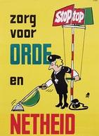 @@@ MAGNET - Zorg Voor Orde En Netheid - Advertising