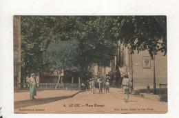 Le Luc Place Blanqui - Le Luc