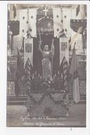 CPA 91 SAINT CHERON Eglise Statue De Jeanne D'Arc - Saint Cheron