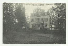 """Oude-God (Mortsel)   *   Chateau """"Les Tilleuls"""" , Chaussée De Lierre - Mortsel"""
