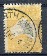 AUSTRALIA    Nº 12A    Usado -410 - 1850-1912 Victoria