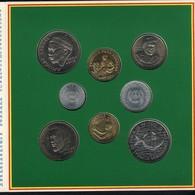 Cabo Verde, Satz (1980/84), Proof + UNC, Rare, 6 Scans - Cape Verde