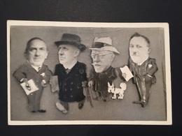 CPA Humoristique De Gaulle - Hommes Politiques & Militaires