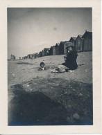 Photo Amateur COURSEULLES SUR MER - 1919 No CPA - Courseulles-sur-Mer
