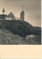 Photo Amateur - 29 LE CONQUET Pointe Saint Mathieu Août 1956 - No CPA - Le Conquet