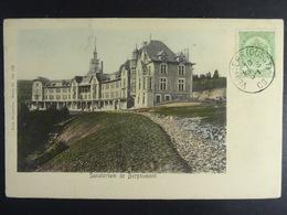 Sanatorium De Borgoumont (colorisée) - Stoumont