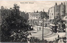 RAMSGATE - Madeira Walk - Tramway     (109647) - Reino Unido