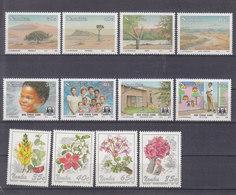 3 SERIES NEUVES** - MICHEL 743-746,747-750,772-775 -  COTE 6 EURO - Namibie (1990- ...)