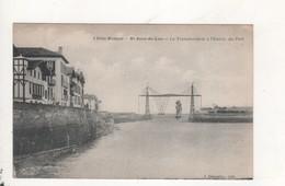 St Jean De Luz Le Transbordeur A L Entree Du Port - Saint Jean De Luz