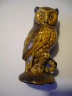Eule Bemalt (596) - Porzellan & Keramik