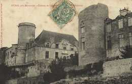 DURAS  Peès Marmande Chateau RV - France