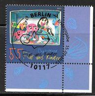BRD 2011 / MiNr.   2888  Rechts Unten Ecke Mit Ersttagsstempel  O / Used  (d785) - BRD