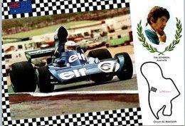 AUTOMIBILE - Voiture - Circuit De Montjuich - Tim Scheken Australie - Sport Automobile