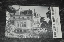 3003-  Hotel Les Beaux Cedres Montreux - VD Vaud