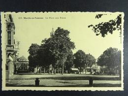 Marche-en-Famenne La Place Aux Foires - Marche-en-Famenne