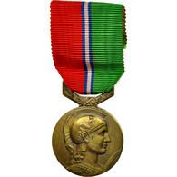 France, Syndicat Général Du Commerce Et De L'Industrie, Médaille, 1972 - Army & War