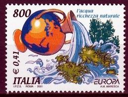 Italie Mi 2762 Europa Cept 2001 Postfris M.N.H. - 2001