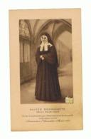 Image Pieuse - Souvenir De Ste Bernadette Avec Relique - 1858  (b231) - Images Religieuses