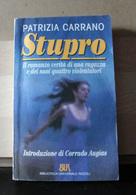 MONDOSORPRESA, (LB11)  LIBRO,STUPRO, PATRIZIA CARRANO - Dictionaries