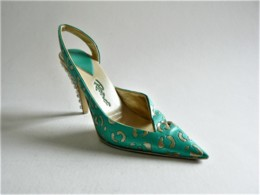 CHAUSSURE MINIATURE COLLECTION OPENING NIGHT JUST THE RIGHT SHOE - Other